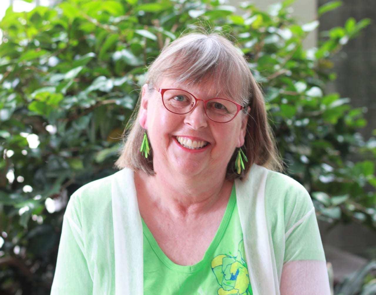 Judith Masaki - Early Childhood Programme Coordinator, Kindergarten B Teacher
