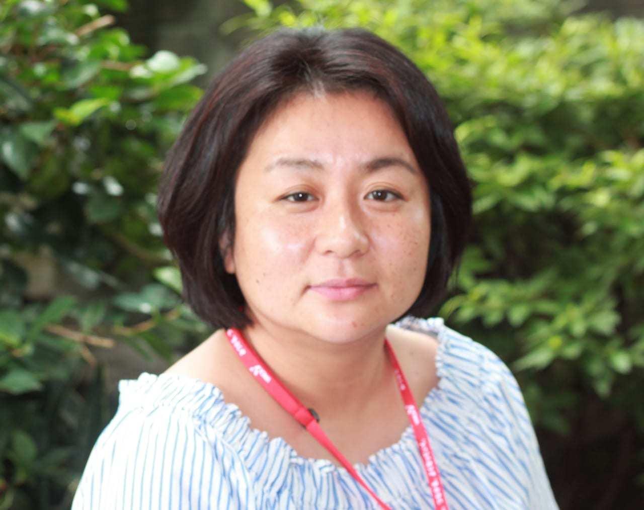 Kaoru Saito - Business Manager, Admissions Coordinator