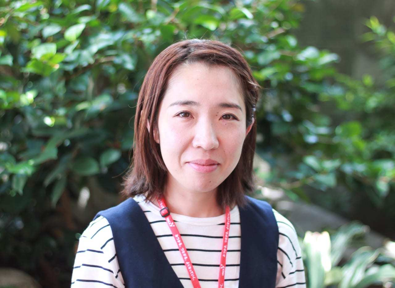 Keiko Kawamura - Office Staff (Accounting)