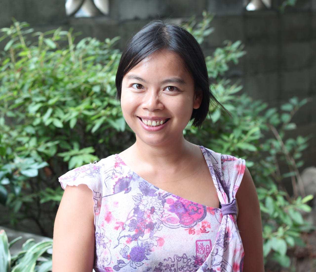 Eleanor Chen - Librarian, Activities Coordinator