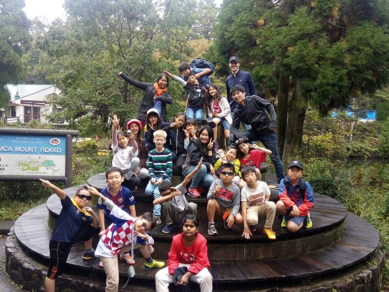 Grade 4 Rokko Mountain